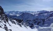 Randonnée Ski de randonnée SAINT-COLOMBAN-DES-VILLARDS - Selle du Puy gris - Photo 1