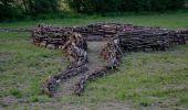 Trail Walk Havelange - Sentiers d'Art - Boucle de 15km - Miécret -Verlée - Photo 3