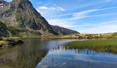 Trail Walk ORNON - Plateau des lacs, lac Fourchu. par bergerie - Photo 14