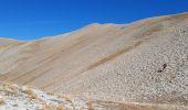 Trail Walk UVERNET-FOURS - les crêtes de la pierre éclatée  - Photo 6