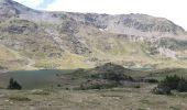 Trail Walk LES ANGLES - balade des 12 lacs  depuis le lac de bouilloires  - Photo 13