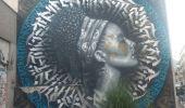 Trail Walk GRENOBLE - street art Championnet - Photo 4