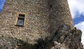 Randonnée Marche CREST - Chateau de Divajeu - Photo 1