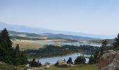 Trail Walk LES ANGLES - balade des 12 lacs  depuis le lac de bouilloires  - Photo 9