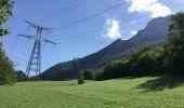 Randonnée V.T.T. SEYSSINS - Rocher du Chatelard - Photo 4