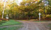 Randonnée Marche SAINT-JEAN-AUX-BOIS - en forêt de Compiègne_19_le Puits d'Antin_les Mares St-Louis_La Muette - Photo 72