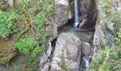 Randonnée Marche SAINT-GERVAIS - Les Gorges du Gorgonnet par le hameau des Monts - Photo 8