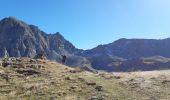 Trail Walk UVERNET-FOURS - les crêtes de la pierre éclatée  - Photo 5