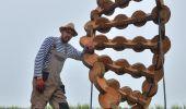 Randonnée Marche Gesves - Sentiers d'Art 2019 / Gesves-Ohey - Photo 12