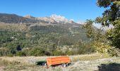 Randonnée Marche REALLON - Clot l'herbous - Photo 13