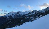 Trail Walk CHAMROUSSE - Lac Robert raquettes  - Photo 4