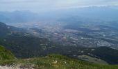 Randonnée Marche LANS-EN-VERCORS - Pic Saint-Michel et col d'Arc Vercors - Photo 7