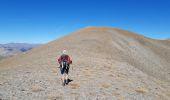 Trail Walk UVERNET-FOURS - les crêtes de la pierre éclatée  - Photo 8