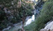 Randonnée Marche AIGUINES - VERDON: SENTIER DE L'IMBUT (RETOUR VIDAL) - Photo 2