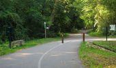Randonnée Marche LACROIX-SAINT-OUEN - en forêt de Compiègne_35_la Croix Saint-Sauveur_le Ru du Goderu - Photo 34