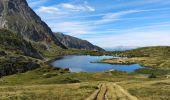 Trail Walk ORNON - Plateau des lacs, lac Fourchu. par bergerie - Photo 12