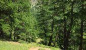 Trail Walk CHATEAU-VILLE-VIEILLE - Rando au lac de soulier - Photo 9