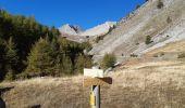 Trail Walk UVERNET-FOURS - les crêtes de la pierre éclatée  - Photo 13