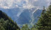 Randonnée Marche LES HOUCHES - Boucle Merlet - Refuge Bellachat - Aiguillette des Houches - Photo 1