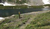 Randonnée Marche SEEZ - Lac sans fond en partant de l'hospice st bernard - Photo 2