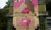 Trail Walk GRENOBLE - street art villeneuve - Photo 15