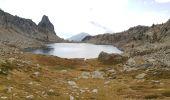 Trail Walk SAINT-MARTIN-VESUBIE - Saleze - lac Negre -pas de Prefounds - nuit refuge Questa - Photo 6