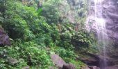 Randonnée Marche LE PRECHEUR - Cascade de la couleuvre - Photo 7