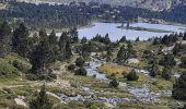 Trail Walk LES ANGLES - balade des 12 lacs  depuis le lac de bouilloires  - Photo 8