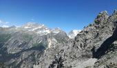 Randonnée Marche SAINT-BON-TARENTAISE - Brèche de Portetta & crête du Charvet - Photo 7