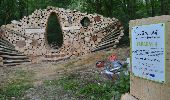 Randonnée A pied Ciney - Sentiers d'Art - Boucle Bois des Aunes - Vincon - Photo 4