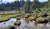 Trail Walk LES ANGLES - balade des 12 lacs  depuis le lac de bouilloires  - Photo 1