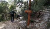 Randonnée Marche SAINT-CEZAIRE-SUR-SIAGNE - ste cezaire pont des tuves - Photo 3