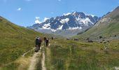 Randonnée Marche VILLAR-D'ARENE - traversée du Col d'Arsine - Photo 8