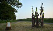 Trail Walk Havelange - Sentiers d'Art - Boucle de 15km - Miécret -Verlée - Photo 2