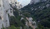 Randonnée Marche ROQUEVAIRE - Garlaban au départ de Lascours  - Photo 17