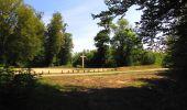 Randonnée Marche LACROIX-SAINT-OUEN - en forêt de Compiègne_35_la Croix Saint-Sauveur_le Ru du Goderu - Photo 87