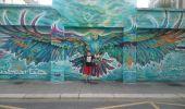 Trail Walk GRENOBLE - street art Championnet - Photo 13