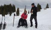 Randonnée Raquettes à neige DIVONNE-LES-BAINS - La Dole alt 1676m en raquette - Photo 10