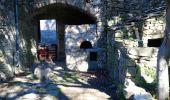 Randonnée Marche SUMENE - de cezas au prieuré aux cagnasse aux mont la fage - Photo 8