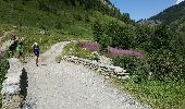 Randonnée Voiture LES CONTAMINES-MONTJOIE - chalets du Miage - Photo 7