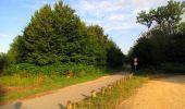 Randonnée Marche LACROIX-SAINT-OUEN - en forêt de Compiègne_35_la Croix Saint-Sauveur_le Ru du Goderu - Photo 88