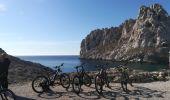 Randonnée V.T.T. MARSEILLE - Trilogie des Calanques - Photo 2