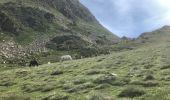 Randonnée Marche PORTE-PUYMORENS - Coma d'Or - Porté-Puymorens - Photo 4