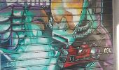 Randonnée Marche GRENOBLE - street art Championnet - Photo 29