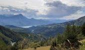 Randonnée Marche REALLON - Clot l'herbous - Photo 2