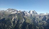Randonnée Marche SAINT-BON-TARENTAISE - Brèche de Portetta & crête du Charvet - Photo 15