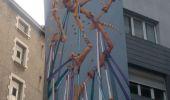 Randonnée Marche GRENOBLE - street art Championnet - Photo 12