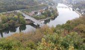Randonnée Marche Profondeville - rando Profondeville avec Gégé, Flo, Annne-Fran (bifurcation au 2ème raccourci) - Photo 1