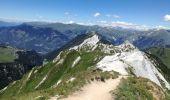 Randonnée Marche SAINT-BON-TARENTAISE - Brèche de Portetta & crête du Charvet - Photo 3