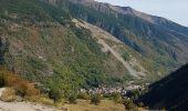 Randonnée Marche SAINT-ETIENNE-DE-TINEE - col d'anelle - Photo 2